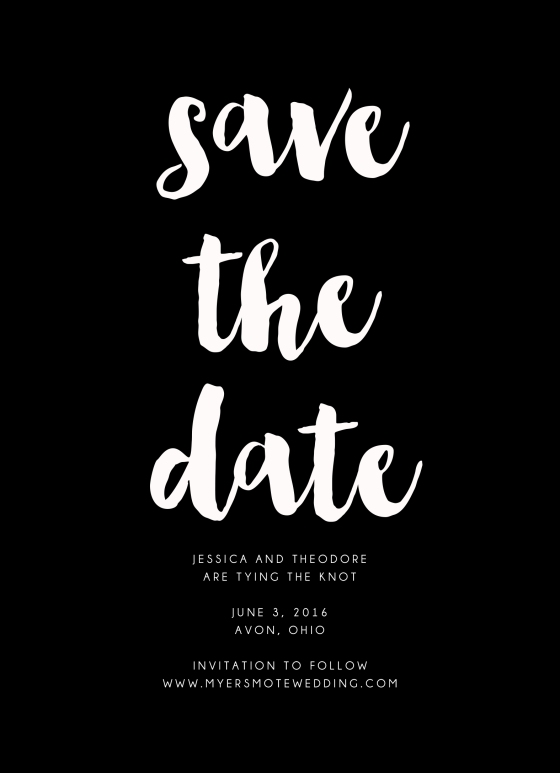 Jessica Myers - Save the Date Front BLEED - Bree Craft Designs