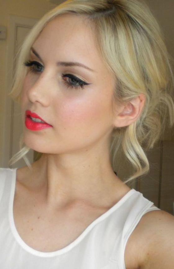 red lip5